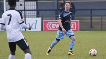 Johnny Herd created a goal at the right end and scored at the wrong end as St Neots Town beat Kings