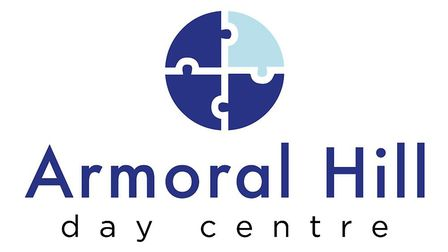 Armoral Hill logo by Rae Gray designs.
