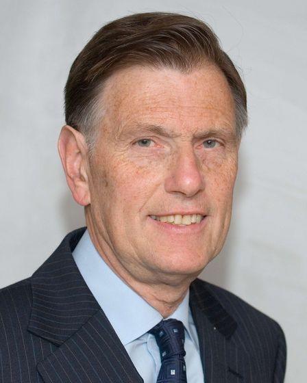 North Herts lead member for housing, Bernard Lovewell. Picture: NHDC