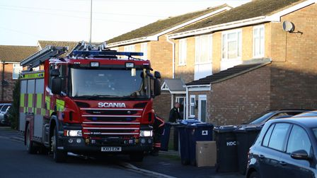 The-fire-service-was-called-to
