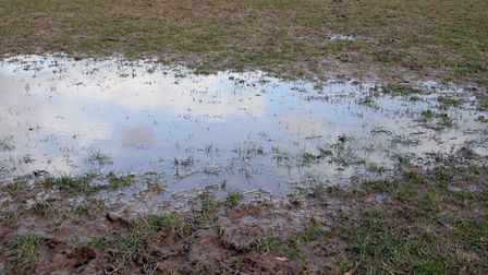 Four non-league fixtures were postponed yesterday.