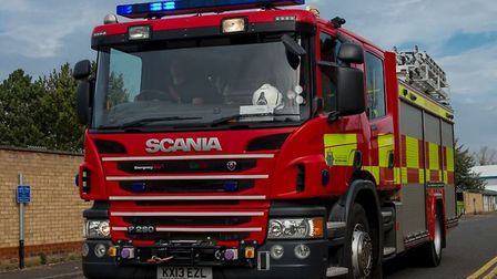 Cambridgeshire Fire and Rescue Service attended the incident.