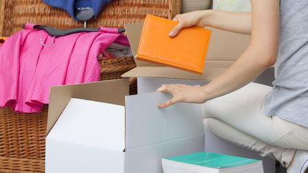 Clearing out the clutter will help make your house more sellable
