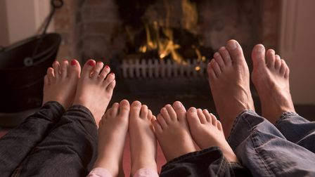 If you're warm enough at home why not share your winter fuel allowance and help Rennie Grove?