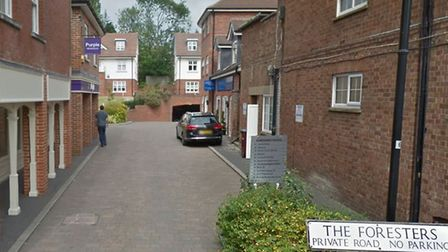 The Foresters, Harpenden. Photo: Google.