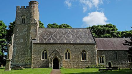 St Mary's is Grade I listed