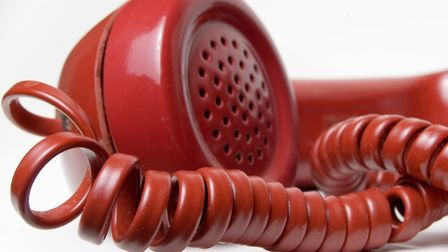 Some Royston landlines are unable to connect to police 999 calls.. Photo: Geo Martinez.
