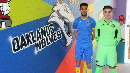 St Albans Football Academy duo Kyle Ajayi and Daniel Gould will join up with England.