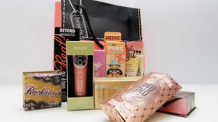Benefit products.