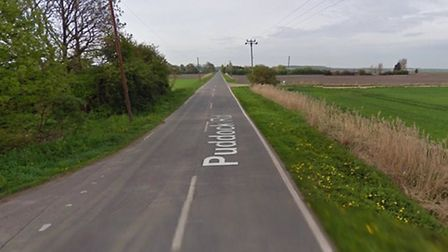 Puddock Road in Warboys, where both women were killed