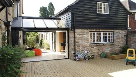 Admiral Homespace, based in Huntingdon, can undertake the full range of home improvements, including
