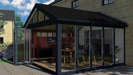 Huntingdon home improvement firm Admiral Homespace can build beautiful outdoor extensions including