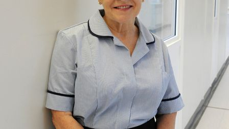 Diana Galligan has left midwifery after 50 years