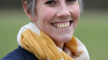 St Albans Liberal Democrat candidate Daisy Cooper. Picture: Danny Loo
