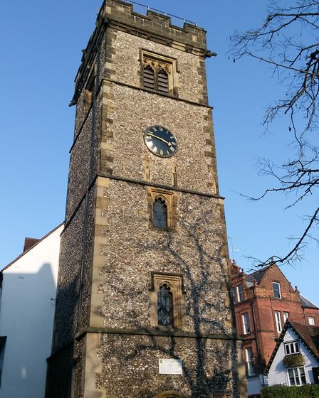 St Albans Clock Tower [Picture: Alan Davies]