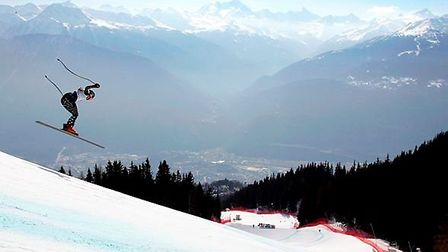 Crans-Montana and the Rhone Valley