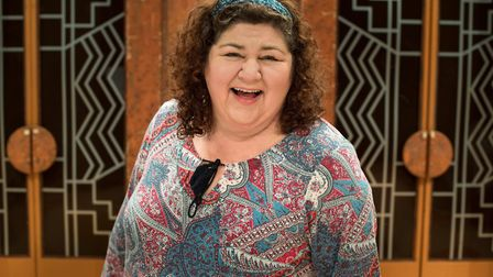 Former EastEnders star Cheryl Fergison appears in Menopause The Musical, which can be seen at The Al