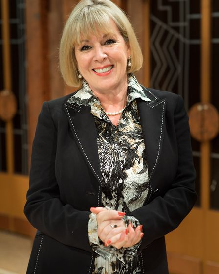 Hilary O'Neil stars in Menopause The Musical, which can be seen at The Alban Arena in St Albans
