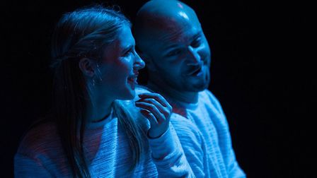 The Effect at the Abbey Theatre in St Albans [Picture: Anne Frizell]