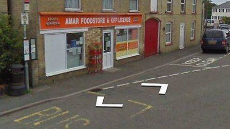 If you have any information about the robbery please contact police. Picture: GOOGLE
