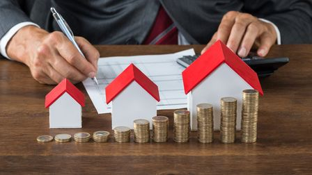 The number of property millionaires is on the increase