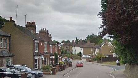 Normandy Road, St Albans. Picture: Google.