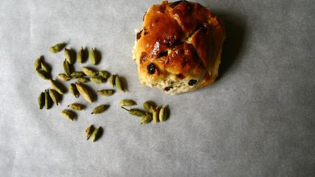 The Alban Bun and grains of paradise