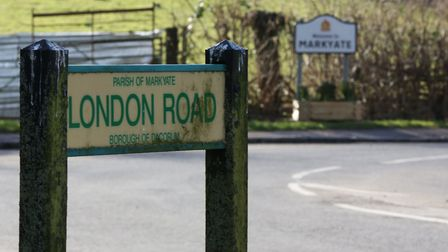 London Road, Markyate. Picture: Danny Loo