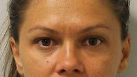 Maria Bilici, of Bricket Wood, St Albans, was jailed for four years for her involvement in a £1m onl