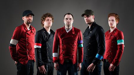 Coldplay tribute band Yellow will be performing at Festival on the Field 2018.