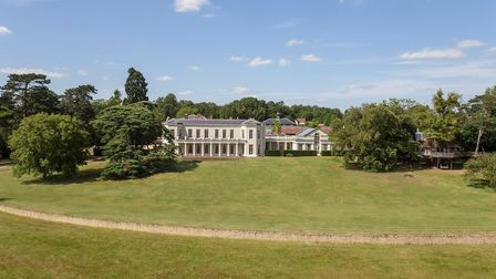 Woolmers Park, Letty Green: sold in lots for around £20 million