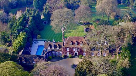 Wick House was the most expensive property sold in St Albans last year, Land Registry data has confi