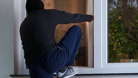 Cambs police have launched a campaign to tackle burglaries. Picture: Getty Images/iStockphoto