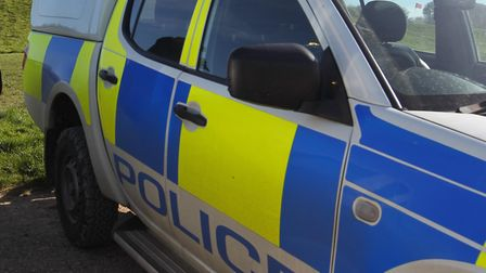 Police will be at the Therfield Heath car park for a tool-marking event.