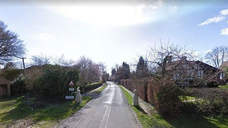 Sought after street: West Common Way, Harpenden (Google Street View)