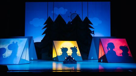 Peppa Pig's Adventure is coming to The Alban Arena in St Albans [Picture: Dan Tsantilis]
