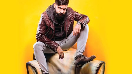 Comedian Paul Chowdhry brings his comedy tour to The Alban Arena in St Albans for three nights