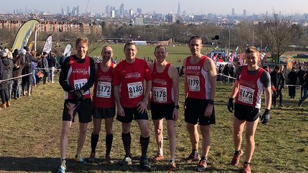 Harpenden Arrows made their debut at the 2018 National Cross Country Championships.