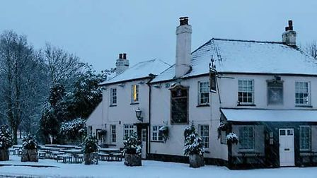The Cricketers, Redbourn. Picture: Kelly Field.