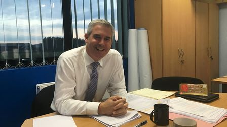 """MP Steve Barclay : """"I am very concerned at the financial deterioration of the CCG, which has reporte"""