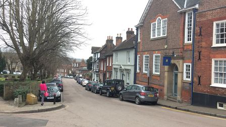 Romeland Hill, St Albans: Can Waltham Cross compete?