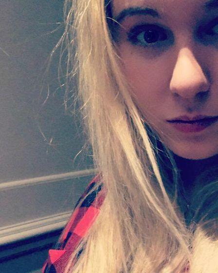 Abi Hodgetts, 20, from Royston is fighting for treatment for her personality disorder. Picture: Cour