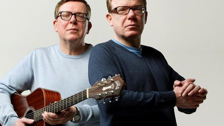 The Proclaimers in Cambridge