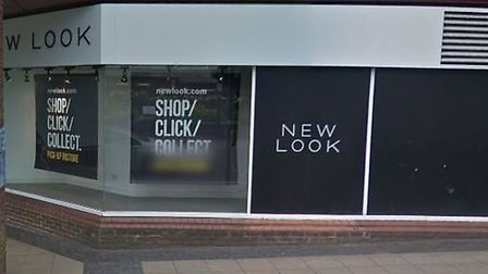 New Look, St Albans. Picture: Google.