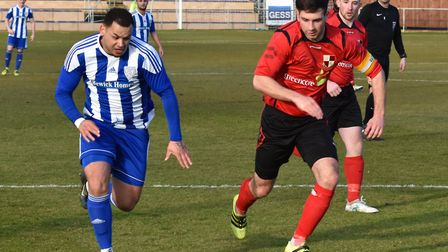 Leading scorer Dom Lawless has left Eynesbury Rovers. Picture: J BIGGS PHOTOGRAPHY