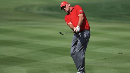 Thomas Bjorn of Denmark. (Photo by Matthew Lewis/Getty Images)