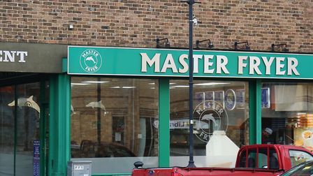 Master Fryer on Angel Pavement, Royston. Picture: Danny Loo