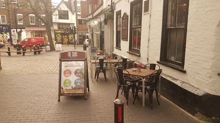 The Snug on French Row. Picture: Archant