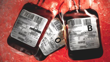 Cambridge Donor Centre needs more people to donate blood. Picture: NHS