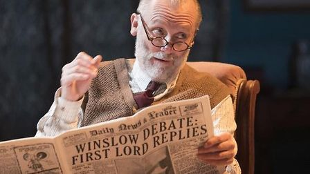 The Winslow Boy opens in Cambridge on March 26